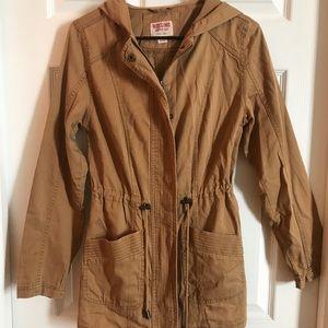 Womens Light Utility Jacket
